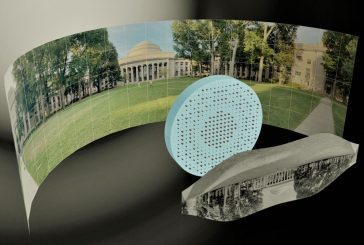 MIT invents completely flat ultra-wide angle fisheye lens