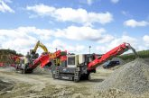 Sandvik and Macleod Construction celebrating 20 year partnership