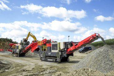 Sandvik and Macleod Construction celebrating 20 year partnership