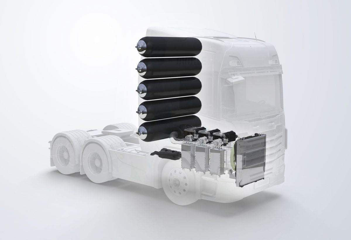 Mahle and Ballard developing fuel cells for commercial vehicles