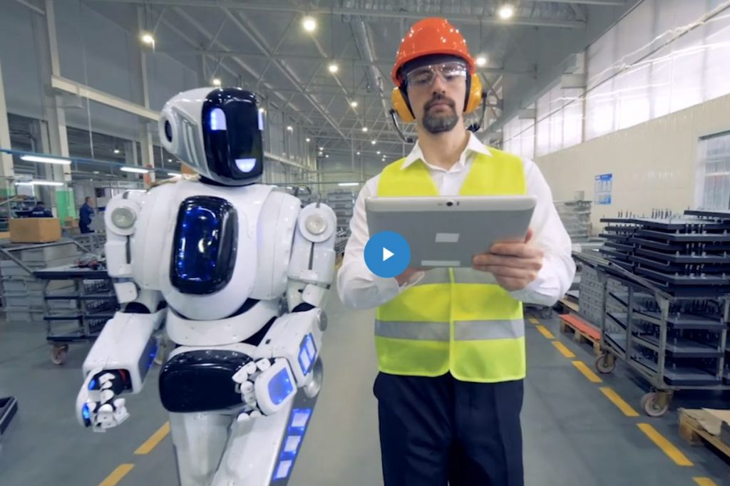 Qobotix coordinates automation between manufacturers' existing robots to boost productivity, lower costs; Enables flexibility to quickly adapt manufacturing processes while allowing for social distancing to keep workers safe