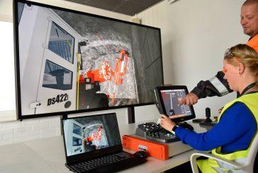 Sandvik Digital Driller training simulator enables learning anywhere, anytime