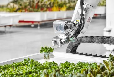 Iron Ox raises $20m for Robotic Greenhouse Technology