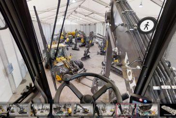 Volvo Construction Equipment showcased in SMT GB virtual exhibition