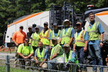 Wirtgen W 380 CRi recycling train goes full-depth in South Carolina