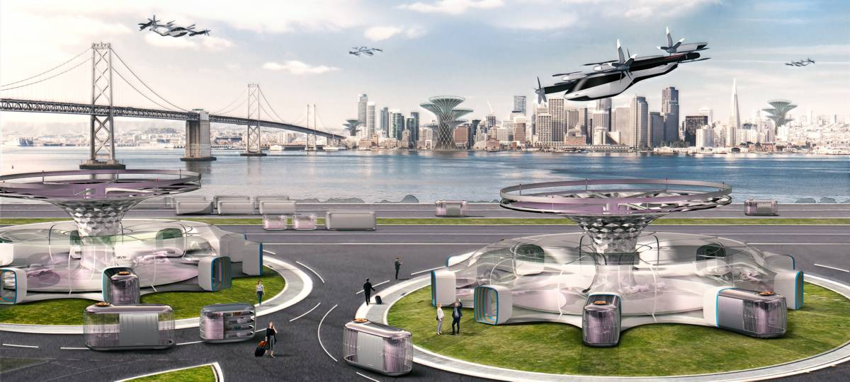 Hyundai accelerating Urban Air Mobility test flights at Incheon Airport