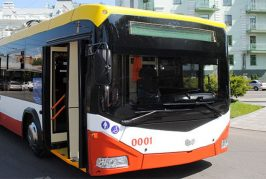 EBRD finances almost 400 trolleybuses for 12 Ukraine cities