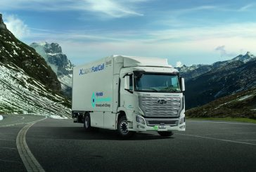 Hyundai delivers XCIENT Fuel Cell Trucks in Europe