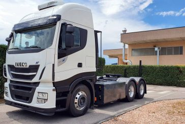 IVECO wins order for 100 natural gas trucks in Argentina