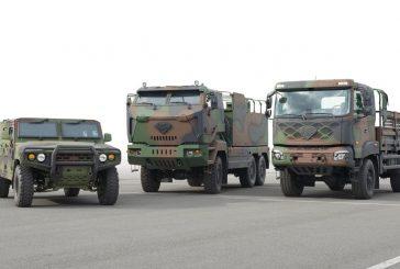 Kia Motors developing new military standard combat vehicles