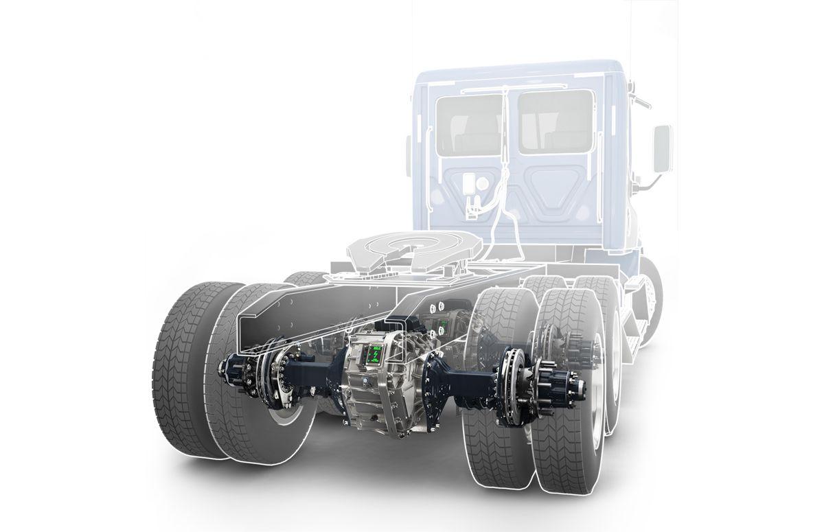Allison Transmission launches eGen Power Electric Axles for trucks