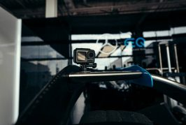 DJI supplies aerial imagery and camera tech for Mercedes-Benz EQ Formula E Team
