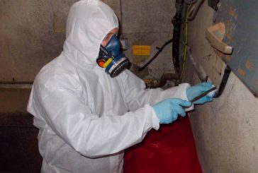 Locating hidden Asbestos during Intrusive Surveys