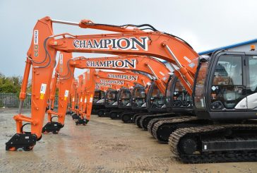 Fred Champion Groundworks invests in new Hitachi excavator fleet in Cornwall