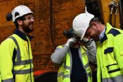 Eave construction hearing protection solutions chosen by VINCI