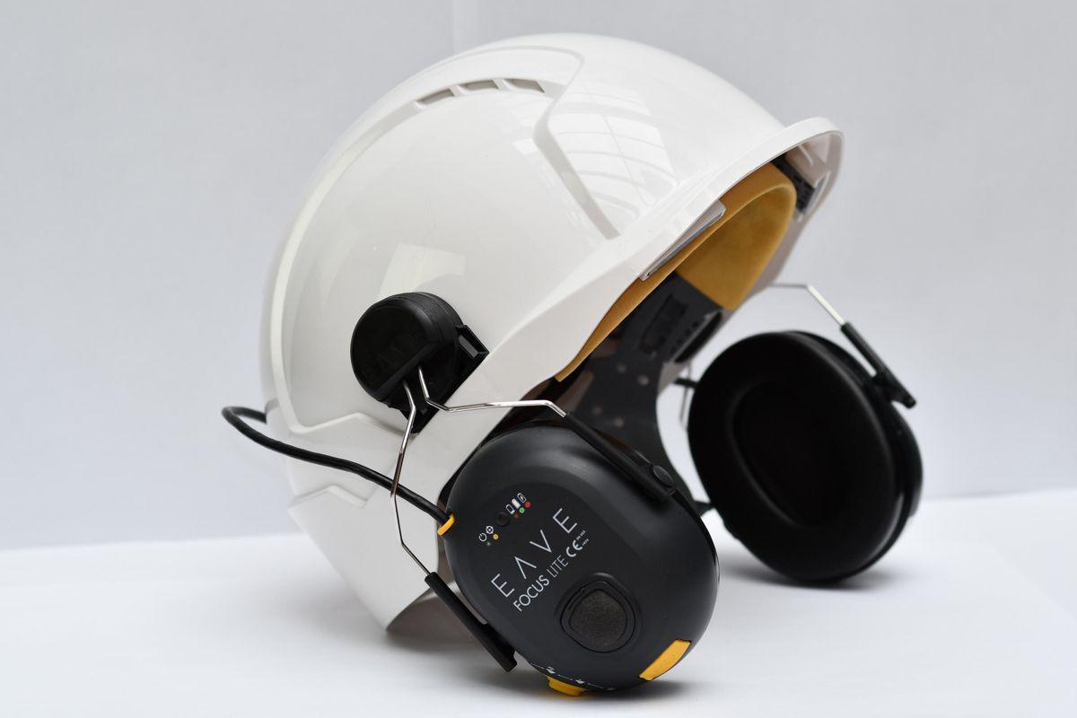 Eave FocusList Helmet Mounted Headset