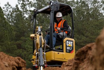 Next generation of Cat mini-excavators the most advanced small machines yet