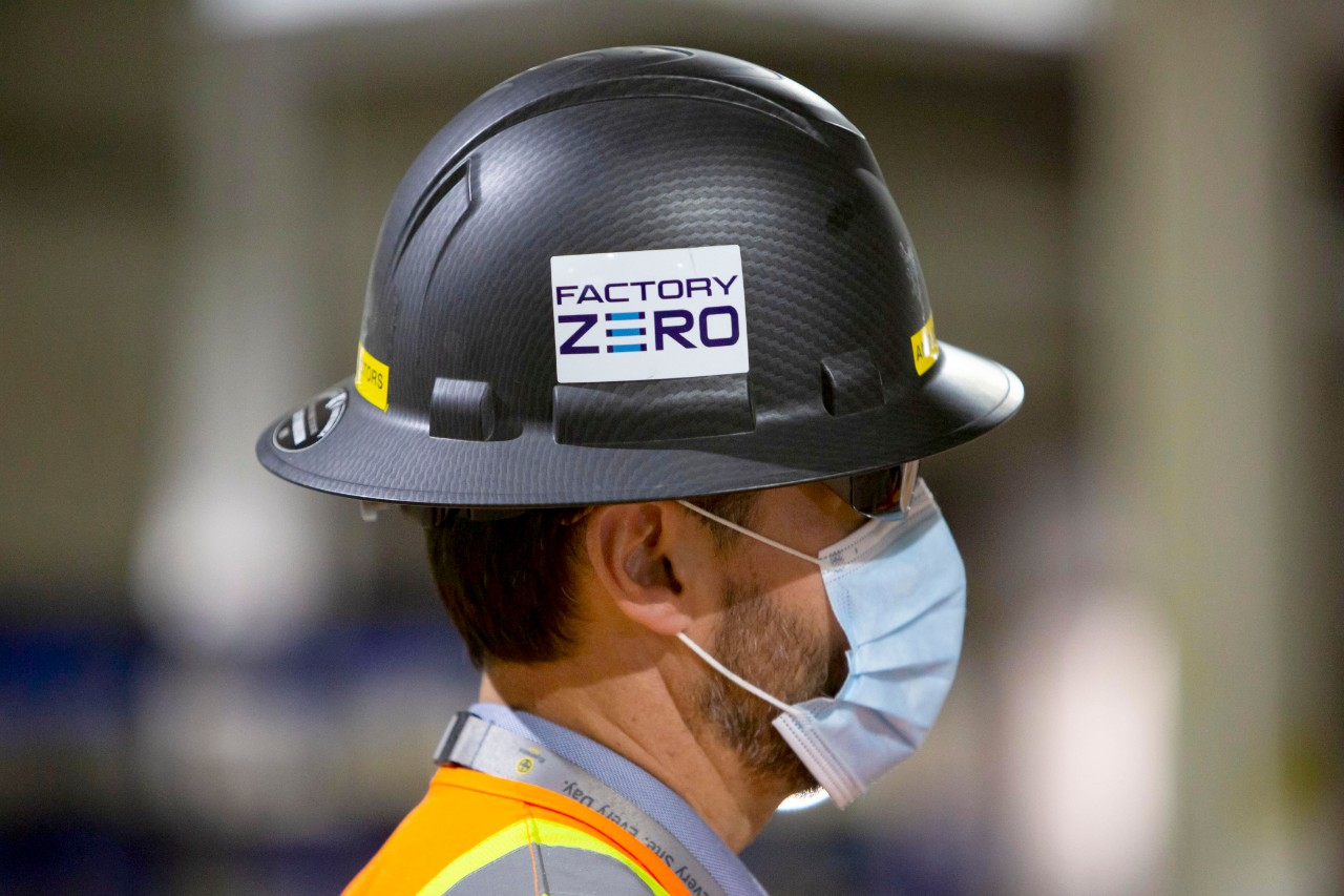 GM unveils Factory ZERO for an all-electric future