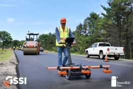 InstroTek signs up with GSSI for PaveScan RDM Continuous Asphalt Density Gauges