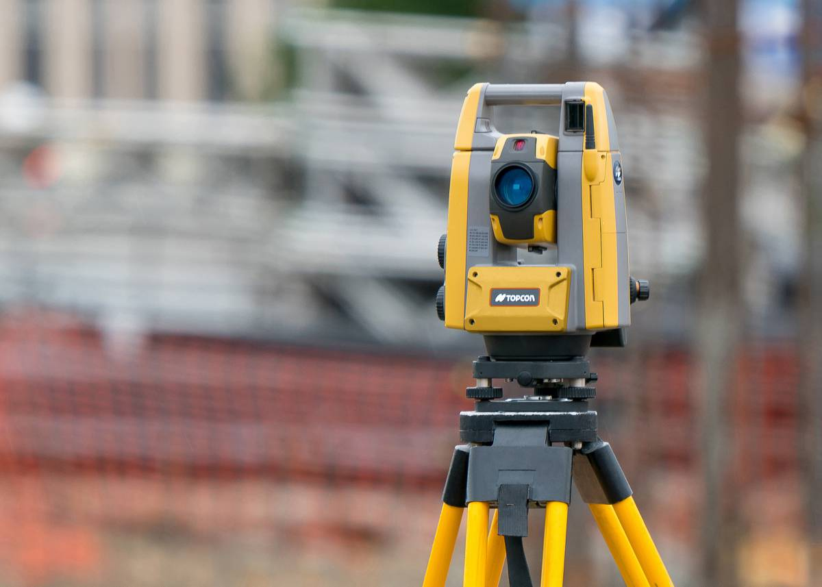 New Topcon Robotic Total Station delivers versatile Survey and Construction Workflows