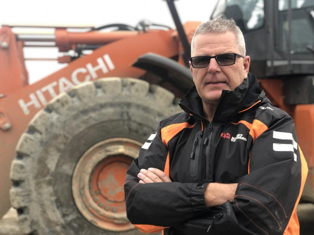 Tore Wethal, Manager and owner of Herstua Grus AS