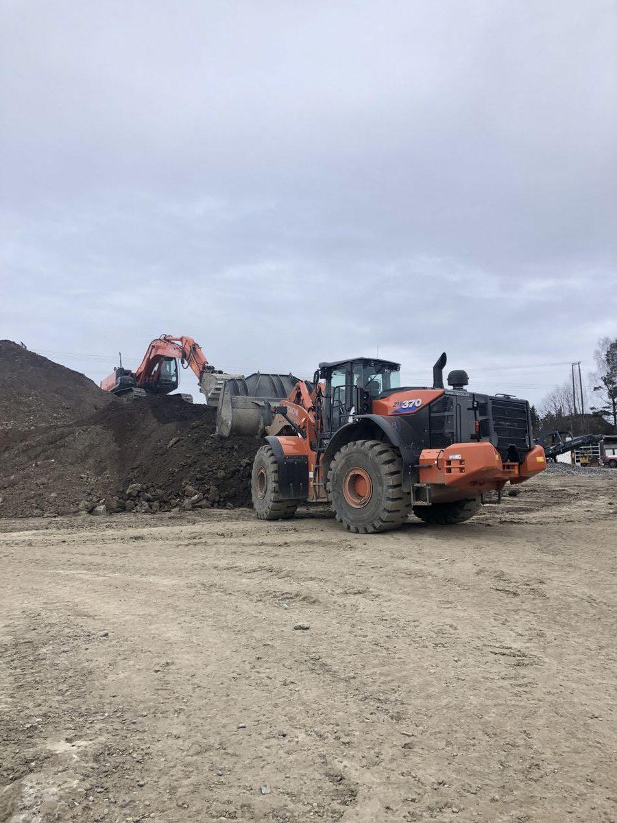 Hitachi buckets and quick couplers make impact in Norwegian market