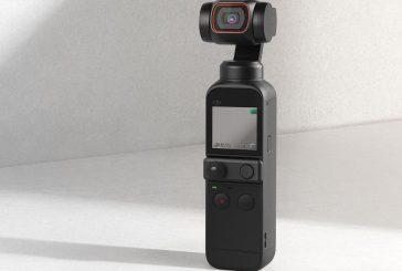 DJI announces DJI Pocket 2 - smallest stabilised Mini 4K Camera