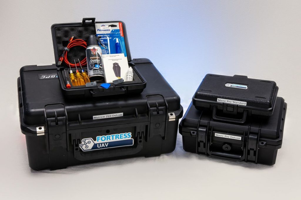 Fortress UAV releases Drone Field Repair Kits for Enterprise Drone Operators
