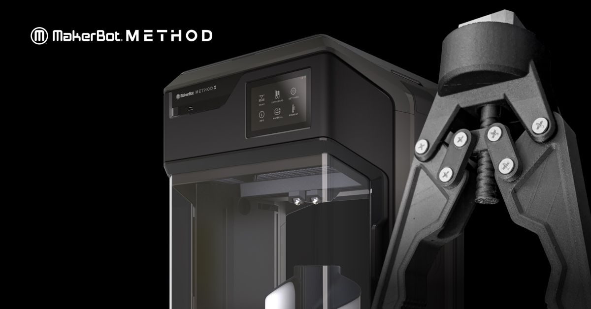 MakerBot expands Composite Materials for 3d Printing with Nylon 12 Carbon Fibre