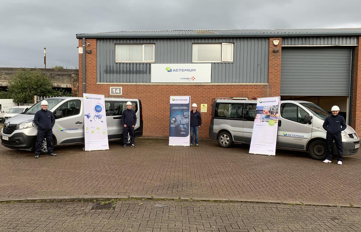 Electrical engineering specialist Meldrum rebrands to Actemium Carlisle