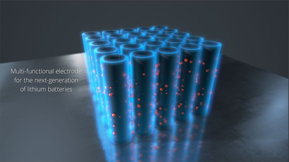 Ultra Fast Carbon Electrode from NAWA Technologies to bring Quantum Leap in battery performance