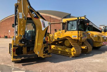 Lynch expands in the UK with 34 Caterpillar machines including an electric dozer