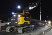 Rotating Pipelayer Conversion Kits now available for VolvoCE 14 ton Excavators