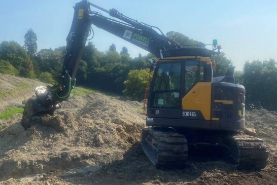 Powell Groundworks opts for reliability with purchase of fifteenth Volvo excavator