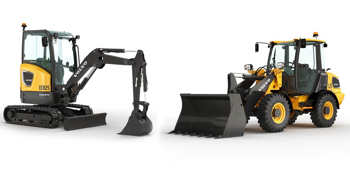 VolvoCE widens pre-booking for electric machines to include more countries
