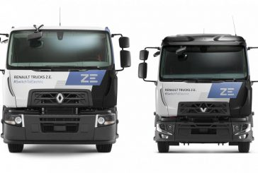 Renault Trucks announces sale of all-electric DZE Trucks in UK