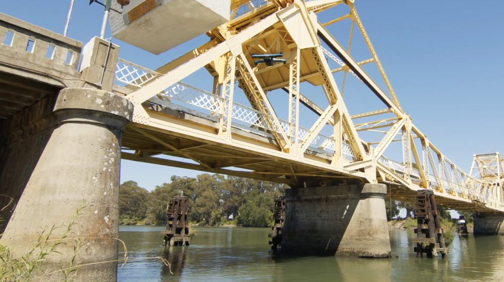 NCDOT secures BVLOS Waiver for bridge inspection using Skydio 2