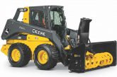 John Deere debuts high-flow Snow Blower models ready for winter
