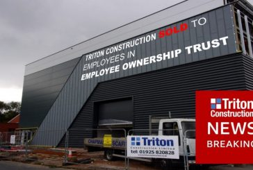 Triton Construction transfers ownership to Employee Ownership Trust