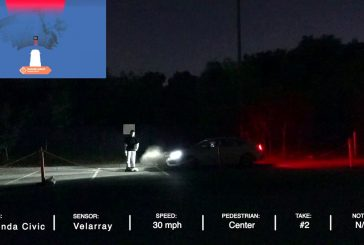 Velodyne Lidar white paper calls for action to improve Pedestrian Safety