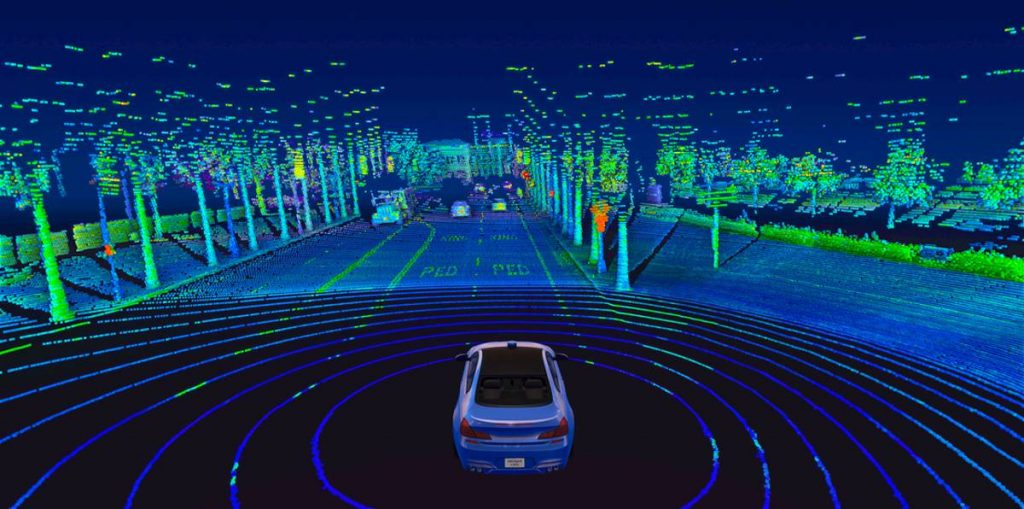 Velodyne Lidar Announces Three-Year Sales Agreement with Baidu