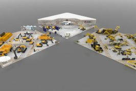 Volvo Construction Equipment and SDLG all set for bauma China