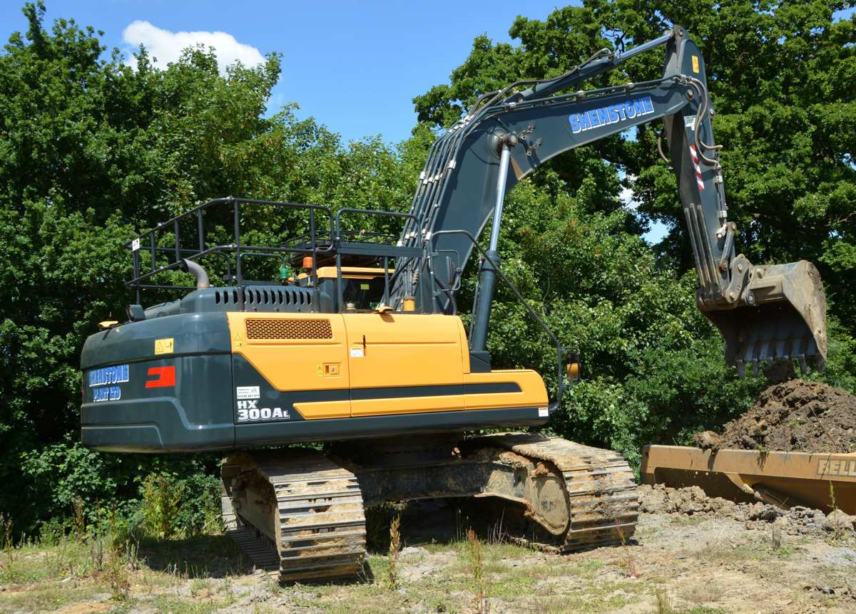 Willowbrook Plant doubles its sales territory in the UK with Hyundai Equipment