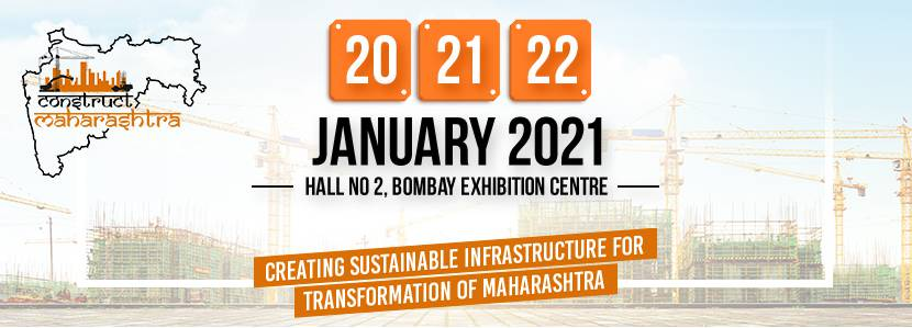 Construct Maharashtra Expo to focus on National Infrastructure Pipeline in India