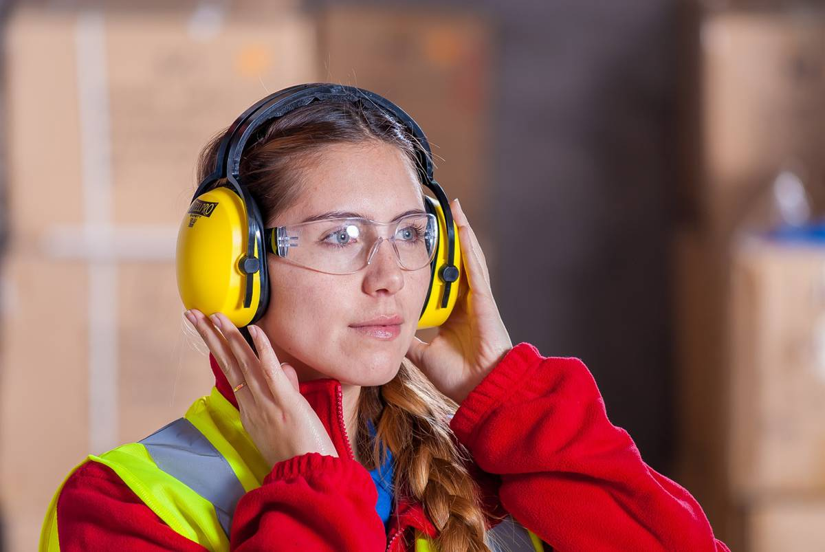 Eave raises £2m to raise hearing protection standard for construction workers