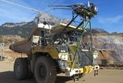 Liebherr Mining and VA Erzberg develop Trolley Assist for 100 tonne mining trucks