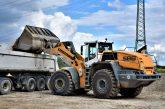 New Liebherr L 586 XPower Wheel Loader heads to Brandenburg for Meyer Erdbau