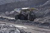Five Liebherr T264 mining trucks head for Dawson Mine in Queensland