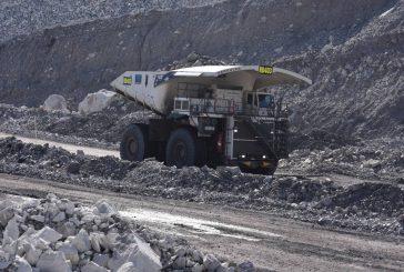Five Liebherr T264 mining trucks head for Dawson Mine in Queensland