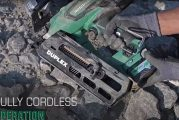 Metabo HPT expands MultiVolt System with the first battery-only Nailer